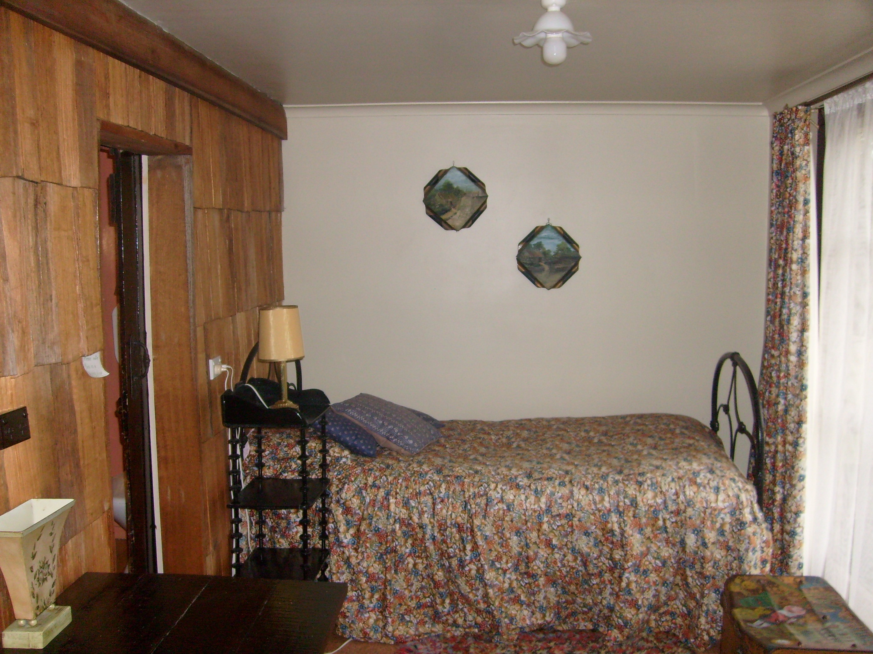 The Single Bedroom